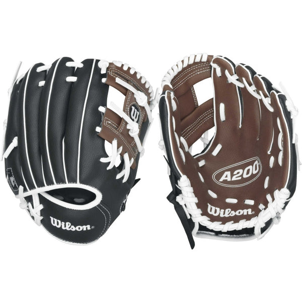 "Wilson A200 9.50"" T-Ball Glove WTA02RB1595B"
