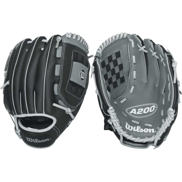"Wilson A200 10.50"" T-Ball Glove WTA02RB15105B"