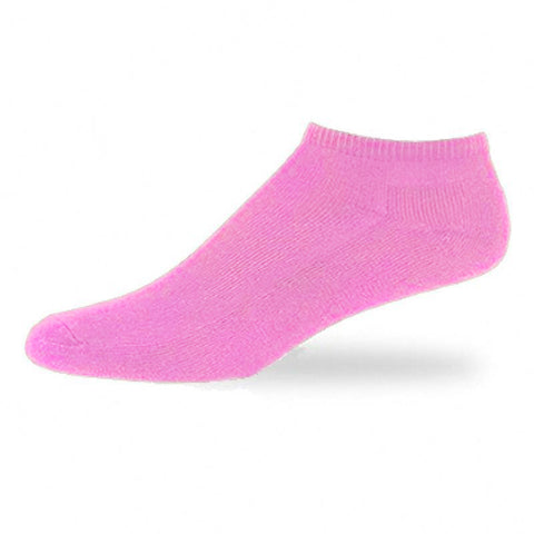 Pro Feet 815 Microfiber Low Cut Socks - Pink