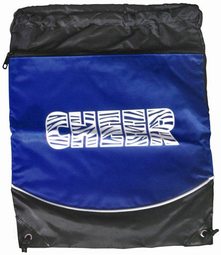 "Pizzazz ""Cheer"" Deluxe Stringpack - Royal"