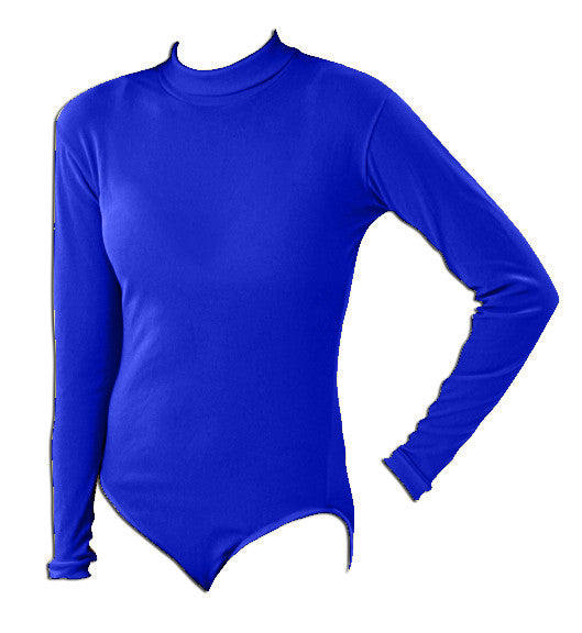 Pizzazz Body Basics Bodysuits - Royal