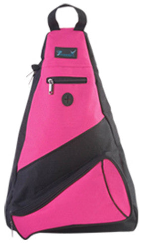 Pizzazz Custom Megaphone Slingpacks - Hot Pink - HIT A Double
