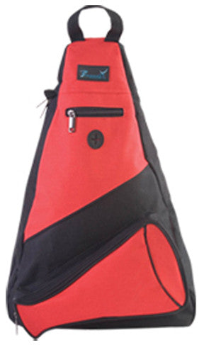 Pizzazz Custom Megaphone Slingpacks - Red - HIT A Double