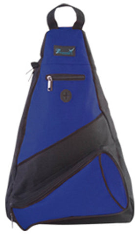 Pizzazz Custom Megaphone Slingpacks - Navy - HIT A Double