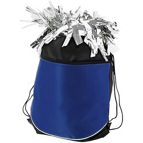 Pizzazz Stringpack for Pom Bags - Navy