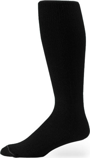 Pro Feet 110-112 Polyester Multi-Sport Tube - Black - Basketball, Baseball Apparel, Soccer, Softball Apparel, Football - Hit A Double