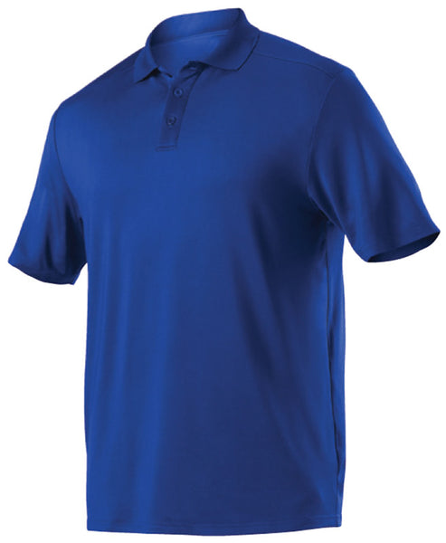 Alleson GPL5 Adult Gameday Polo - Royal - Band, Bowling, Fanwear, Golf - Hit A Double