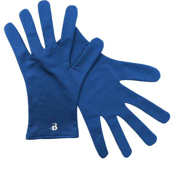 Badger 1910 Essential Gloves - Royal - HIT A Double
