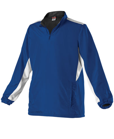 Alleson 3J15W Women's Multi Sport Jacket - Royal White - Outerwear - Hit A Double