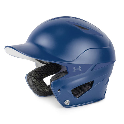 Under Armour Youth Solid Converge Batting Helmet UABH2-150 - Navy