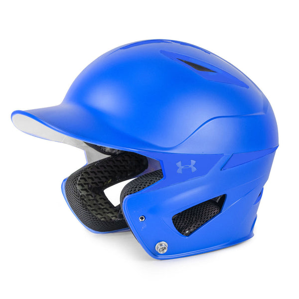 Under Armour Youth Solid Converge Batting Helmet UABH2-150 - Royal