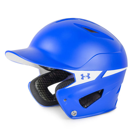 Under Armour Youth Two Tone Converge Batting Helmet UABH2-110TT - Royal White