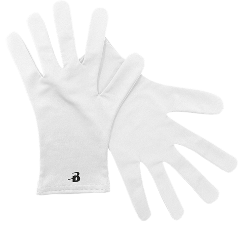 Badger 1910 Essential Gloves - White - HIT A Double
