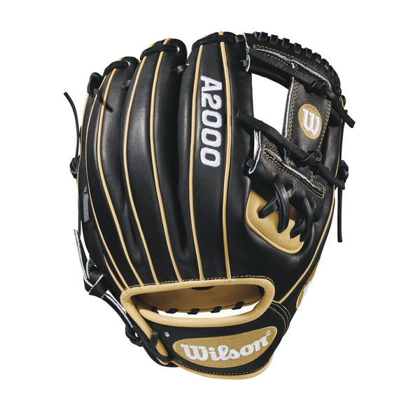 "Wilson A2000 1786 11.75"" Infield Glove WTA20RB181786 - Baseball Gloves - Hit A Double - 1"
