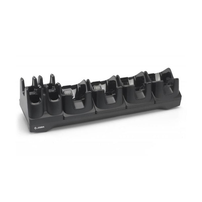 CRD-TC8X-5SC4BC-01 - 4-Slot Charge Cradle w/ 4-Slot Spare Battery Charger