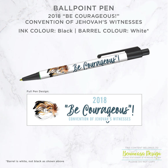 BUY ONE GET ONE FREE: Ballpoint Pen 2018