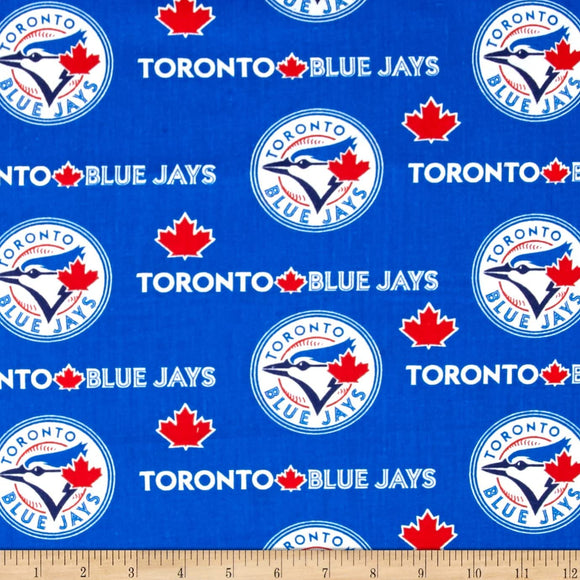 LIMITED EDITION Toronto Blue Jays 3-Layer Olson Face Mask