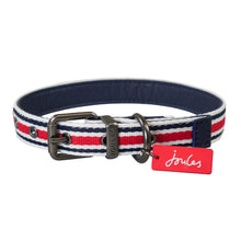 Load image into Gallery viewer, The Joules Collection - Jaunty Red Coastal Collar