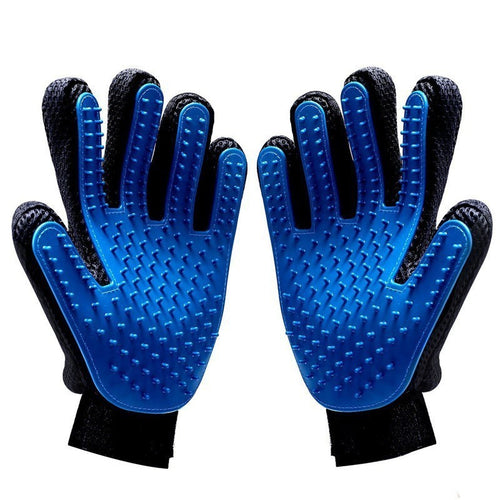 Dog Grooming Glove Cat Grooming Long Hair  Pet Grooming Gloves Long Hair