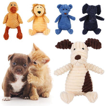 Load image into Gallery viewer, Duck toy chew, Lion toy dog chew, teddy dog chew, elephant toy dog chew, dog toy dog chew, Chew Dog Toy Carry Toy Donkey Soft Toy Dog Reduce Anxiety, Comfort Puppy or Comfort Dog