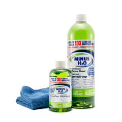 Minus H2O products