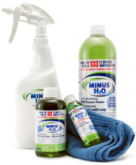 Minus H2O Ultra Concentrated Cleaner