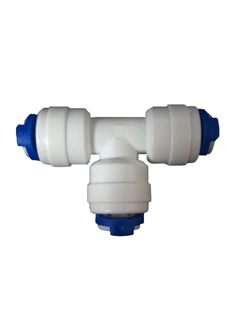 Equal Tee Fittings - Water Filter Men