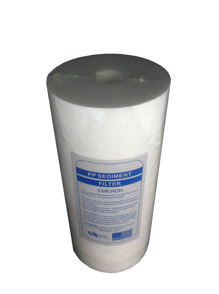 10 Inch Jumbo PP Spun Sediment Water Filter Cartridge - Water Filter Men