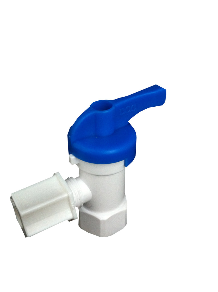 Screw Jaco RO Tank Valve - Water Filter Men