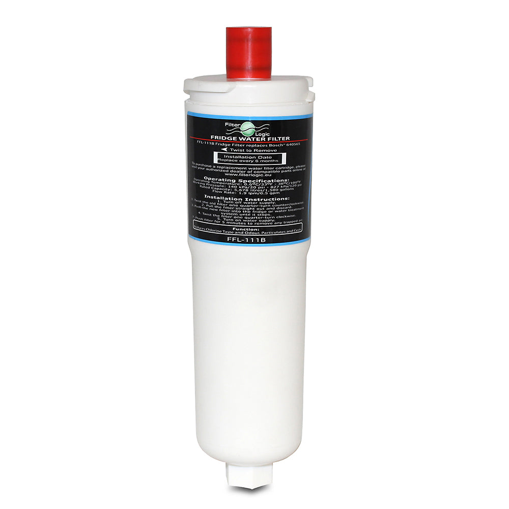 FilterLogic Damixa Aquaflow AF517 Compatible - Water Filter Men