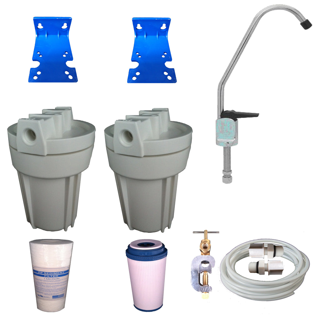 NW32 Spacesaver Undersink Water Filter System - Water Filter Men