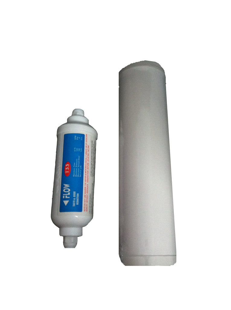 NW12 Replacement Filter Set - Water Filter Men