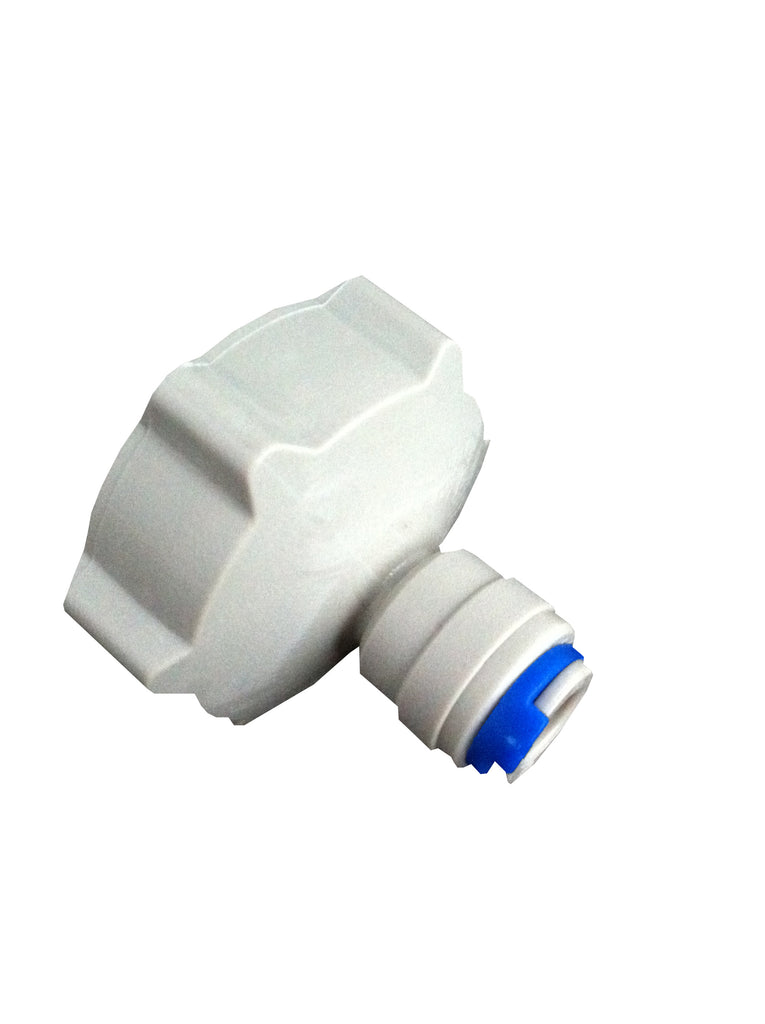 3/4 Inch Bsp Female to 1/4 Inch Pushfit Garden Tap Type Fitting (other sizes in dropdown) - Water Filter Men