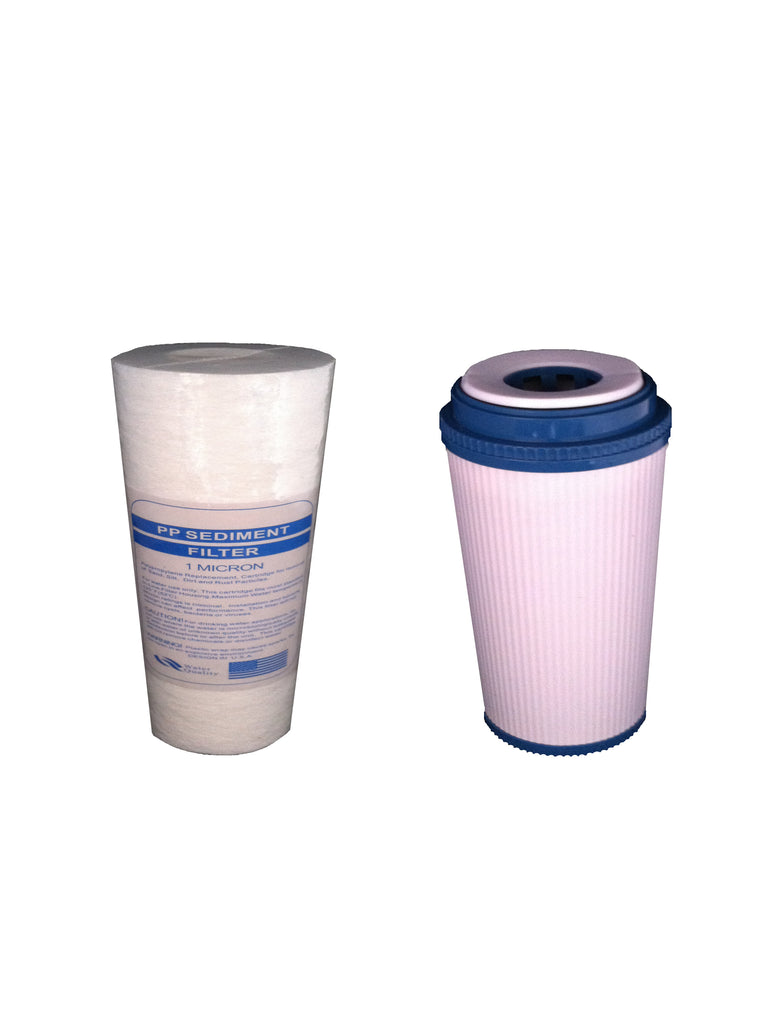 NW32 Replacement Filter Set - Water Filter Men