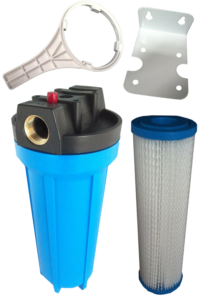 Biodiesel, Vegetable Oil / wvo Filtering Kit Pleated - Water Filter Men