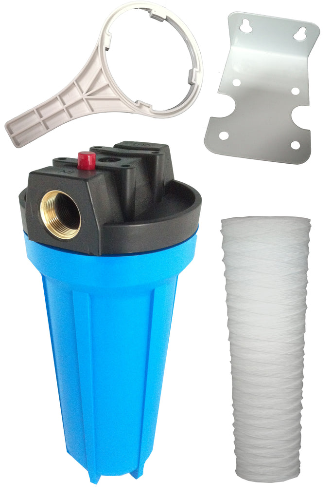 Biodiesel , Vegetable Oil / wvo Filtering Kit Wound - Water Filter Men