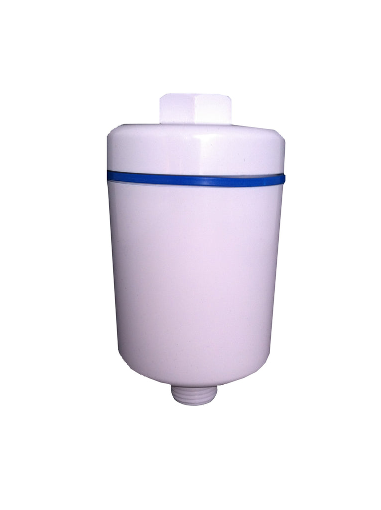 Inline Shower Water Filter White - Water Filter Men