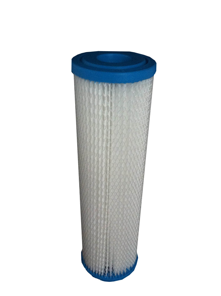 10 inch Pleated Washable Reusable Water Filter Cartridge - Water Filter Men