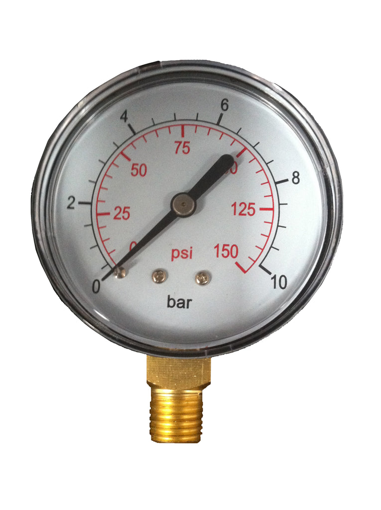 Reverse Osmosis Pressure Gauge - Water Filter Men