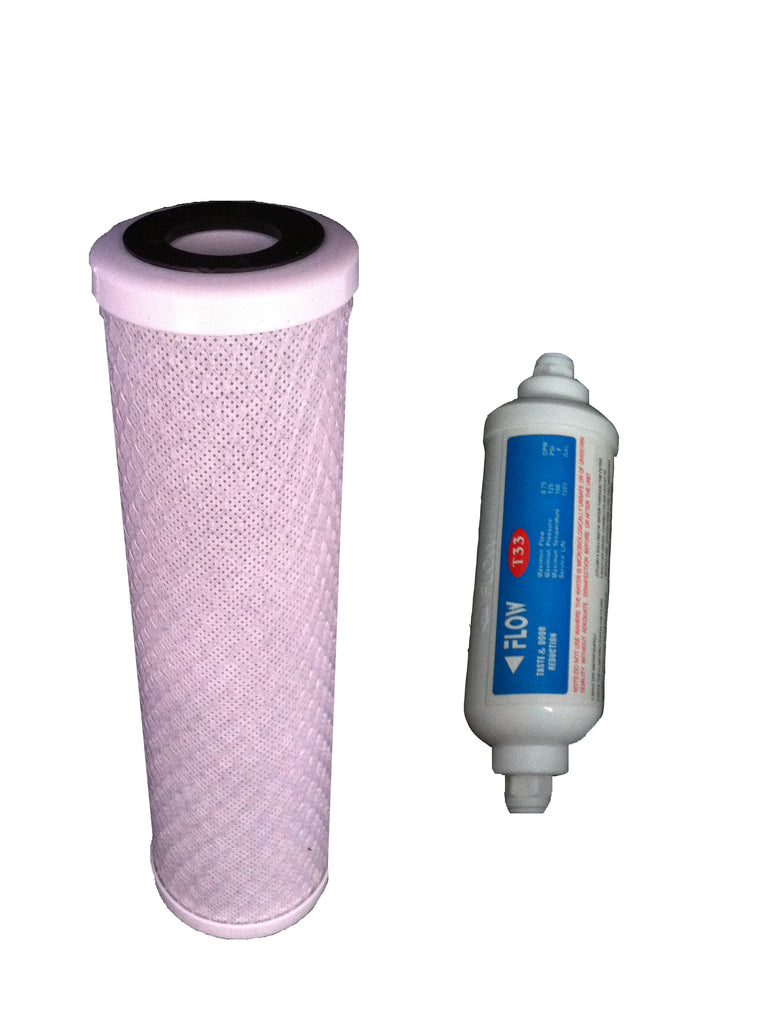 NW28 Replacement Water Filter Set - Water Filter Men