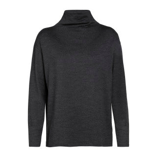 Icebreaker Womens Deice Long Sleeve Turtleneck