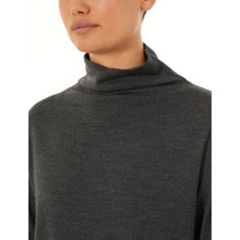 Load image into Gallery viewer, Icebreaker Womens Deice Long Sleeve Turtleneck