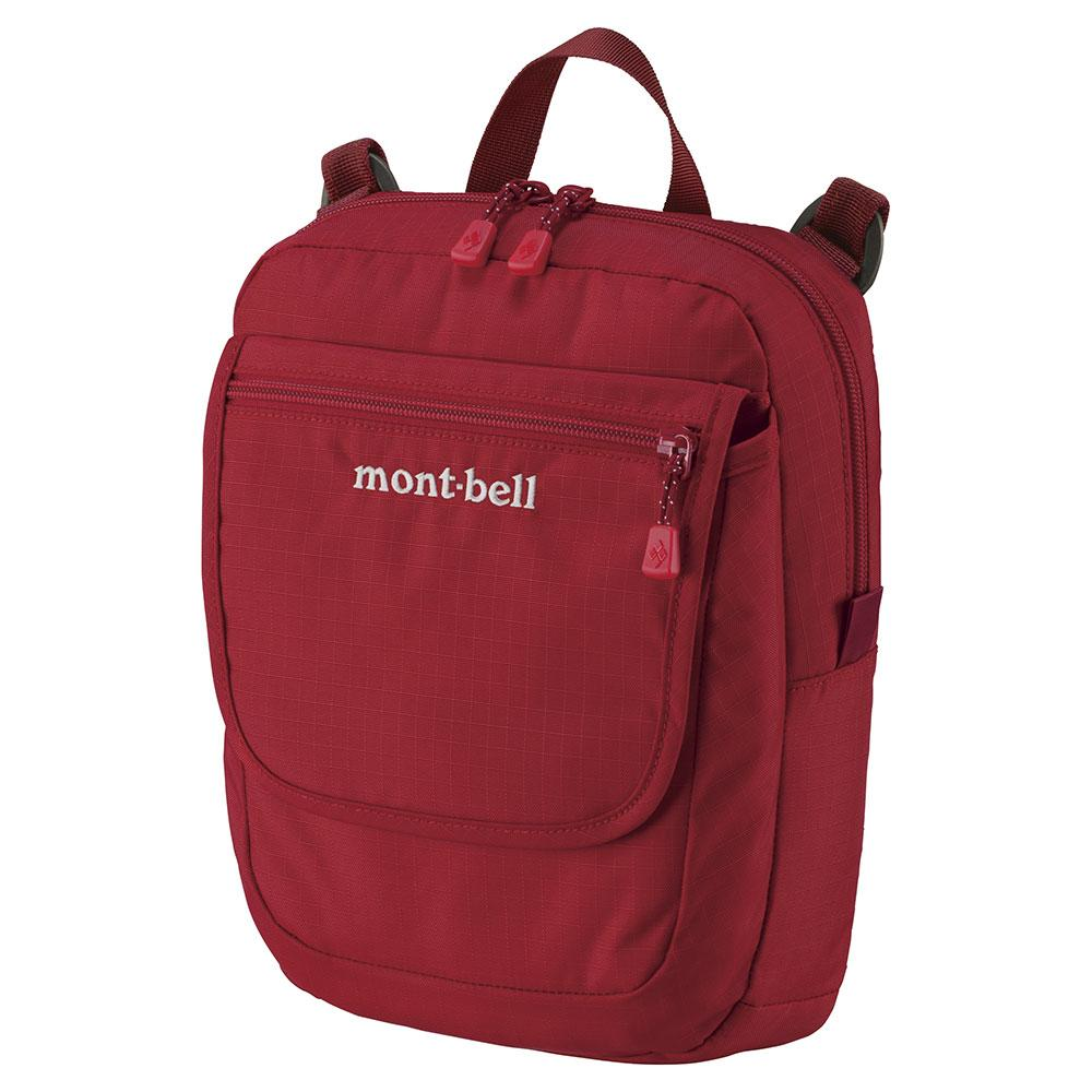Travel Pouch Outdoor Storage Bag Strap 4 Litres Montbell Japan