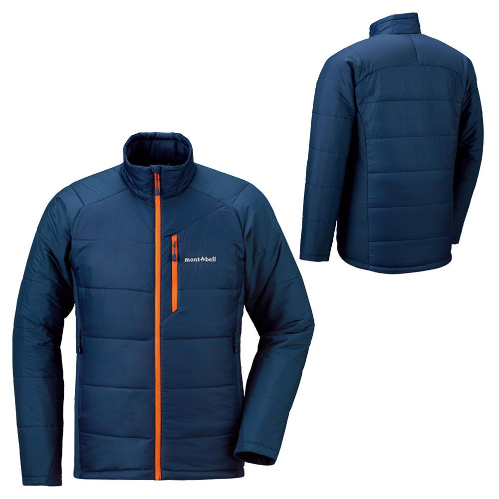 Montbell Japan Thermawrap Jacket Men Outdoor Winter Cold
