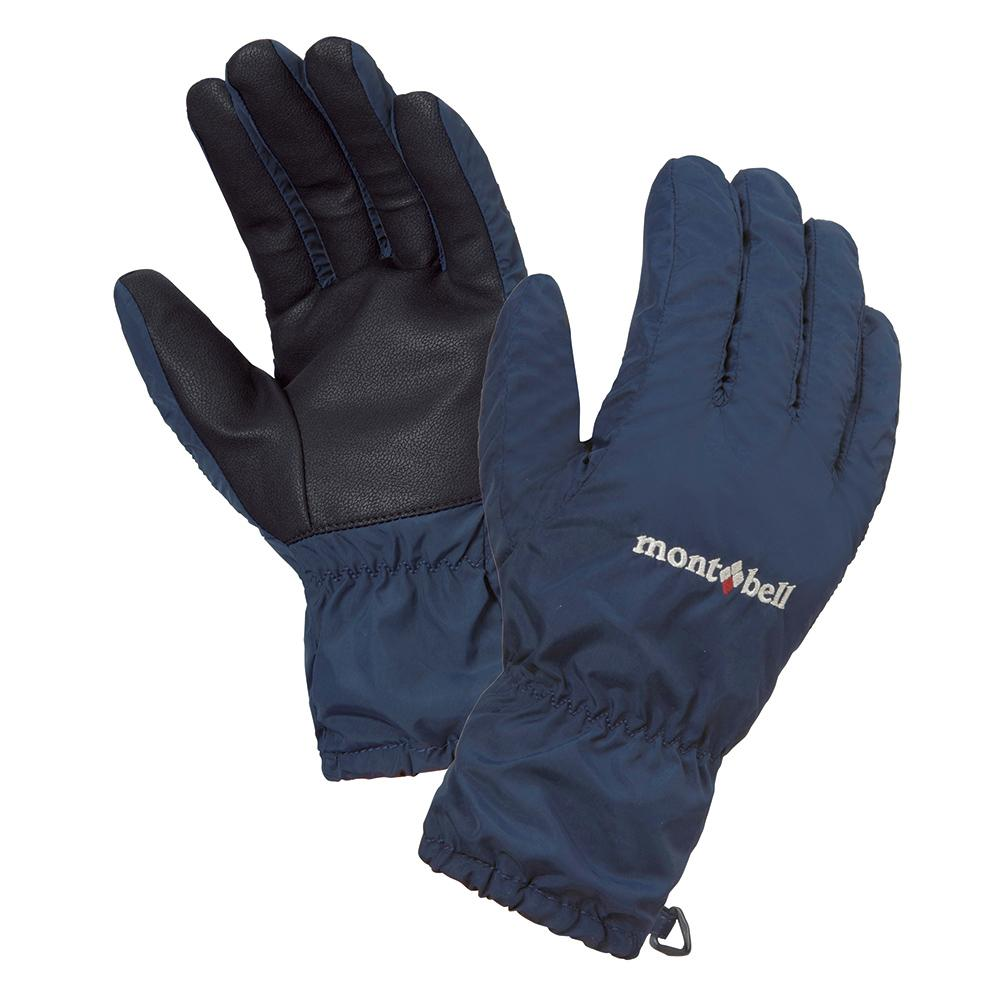 Montbell Japan Wind Shell Gloves Women Touchscreen Compatible Wind Resistant