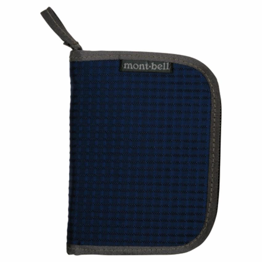 Montbell Japan Zip Wallet Durable Lightweight Coin Pouch
