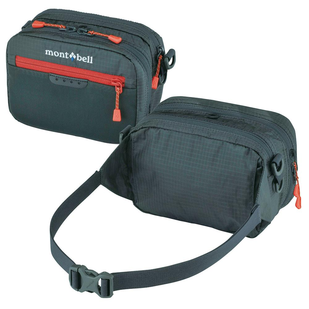Montbell Japan Fishing Tackle Waist Pouch Medium