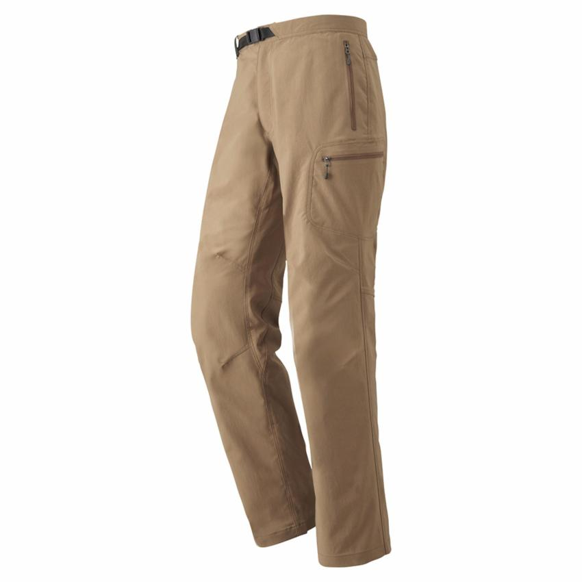 Montbell Japan Strider Trekking Pants Men Outdoor Camping Hiking Water Resistant