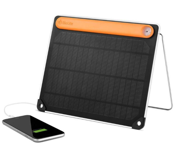 BioLite Solar Panel 5+ Watt - Portable Lightweight