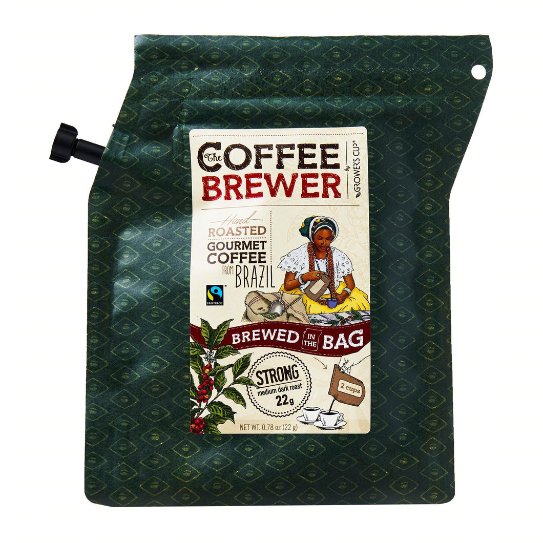 THE COFFEE BREWER Brazil Coffee 22g (3 packs)